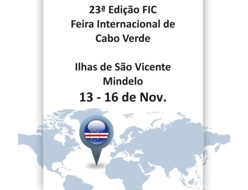 Empresas portuguesas presentes na FIC – Feira Internacional de Cabo Verde 2019