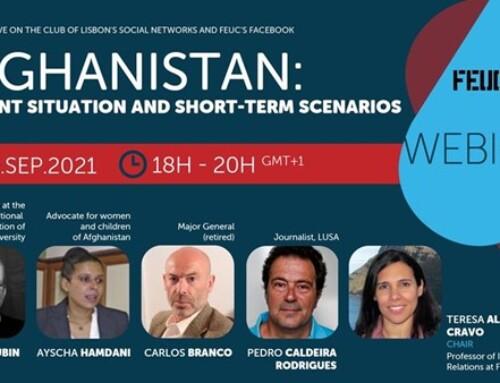 Webinar   Afghanistan: current situation and short term scenarios